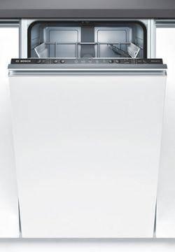 lave vaisselle tout encastrable 45cm bosch spv50e00. Black Bedroom Furniture Sets. Home Design Ideas