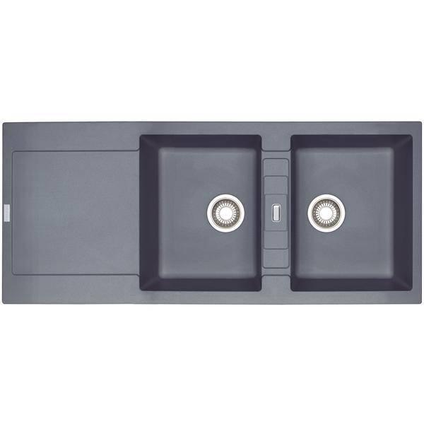 evier 2 cuves franke 094976. Black Bedroom Furniture Sets. Home Design Ideas