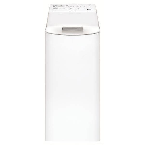 Lave linge top brandt bwt3612e
