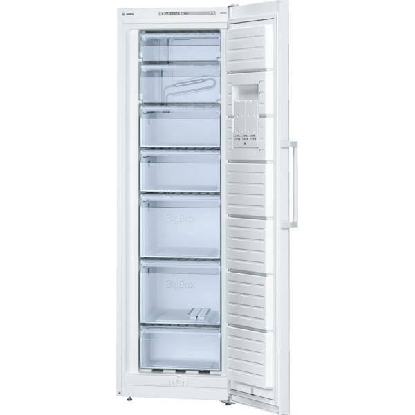 Cong lateur armoire froid statique bosch gsv36vw32 - Congelateur armoire bosch froid ventile ...