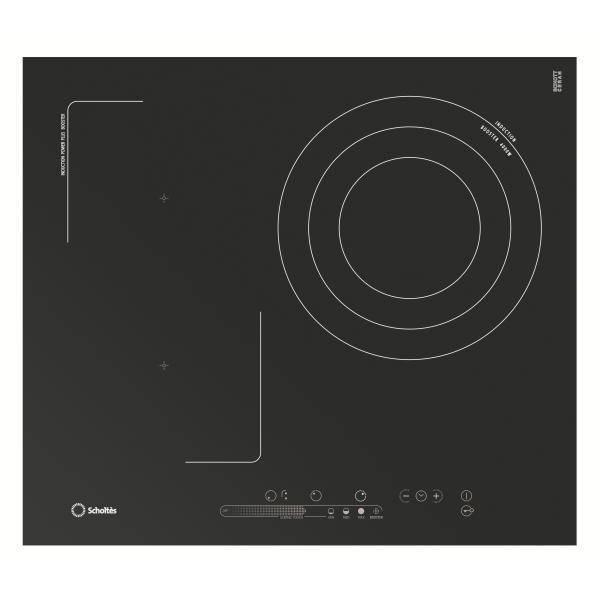 Table de cuisson scholtes schif621cptb for Plaque a induction scholtes