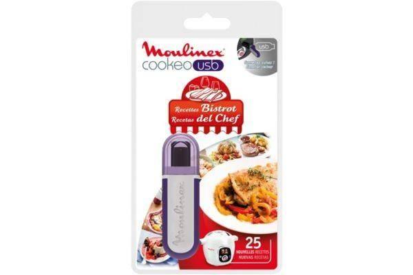 Cl usb recettes bistrot moulinex xa600411 - Recette cuiseur vapeur moulinex ...