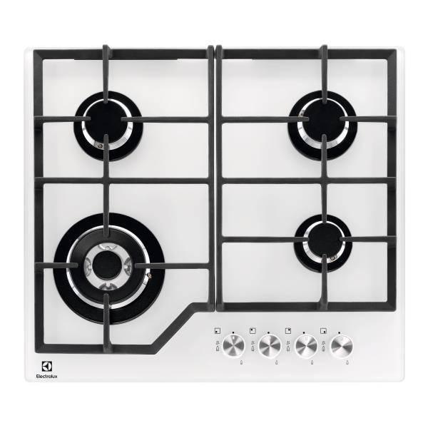 Table De Cuisson Gaz Electrolux Kgg6436w Privanet35 Com