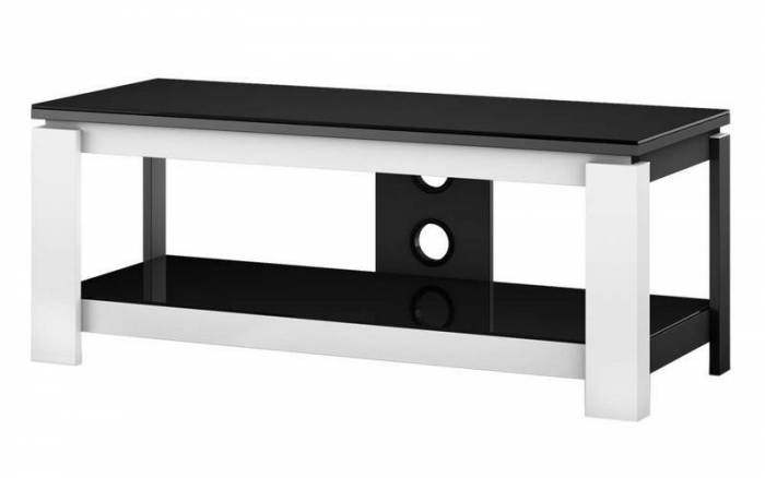 meuble tv hg pour cran plasma lcd sonorous hg1020wht. Black Bedroom Furniture Sets. Home Design Ideas