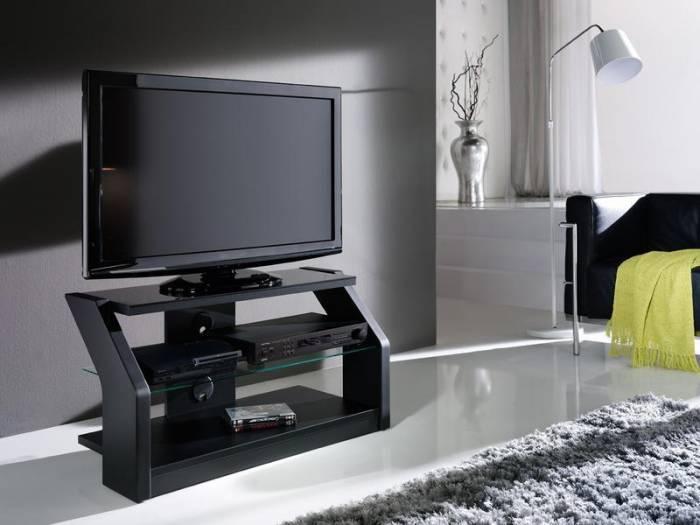 meuble tv pour cran plasma lcd gisan pls50ne. Black Bedroom Furniture Sets. Home Design Ideas