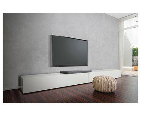 barre de son base acoustique socle tv lg lap340. Black Bedroom Furniture Sets. Home Design Ideas