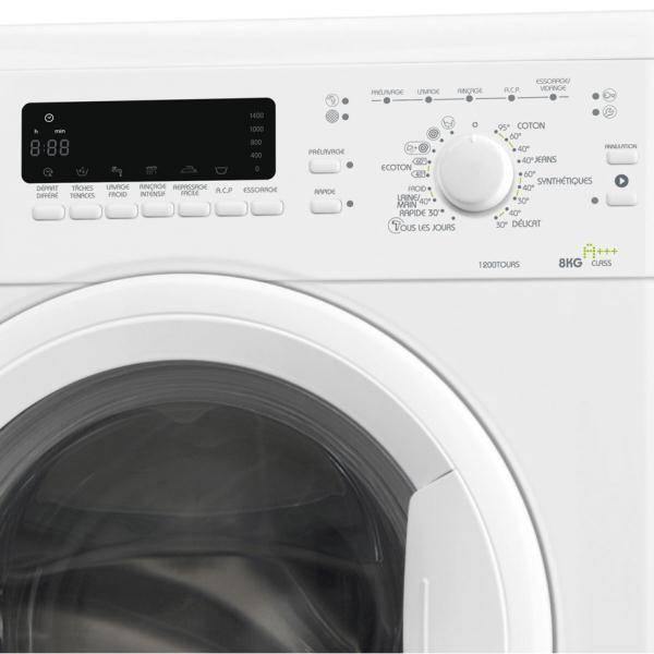 Lave linge frontal laden fl2824 - Dimension lave linge encastrable ...