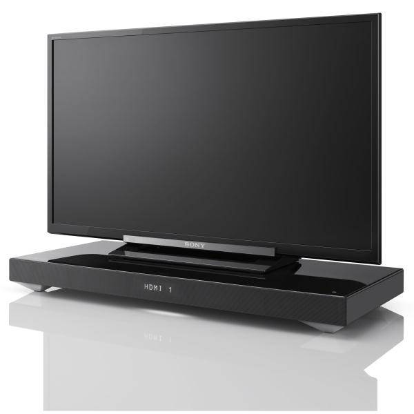 barre de son syst me acoustique socle tv sony htxt1. Black Bedroom Furniture Sets. Home Design Ideas