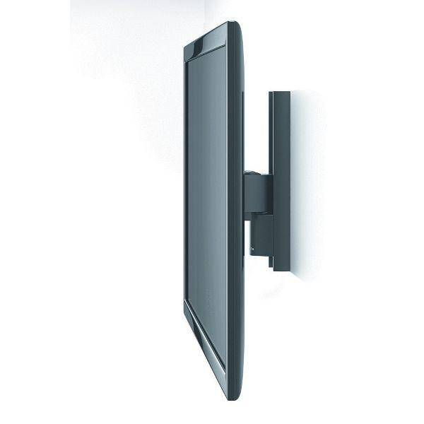 Support mural tv inclinable orientable vogel 39 s - Support tv 55 orientable ...
