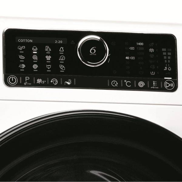 Lave linge frontal whirlpool fscr12440 - Dimension lave linge encastrable ...